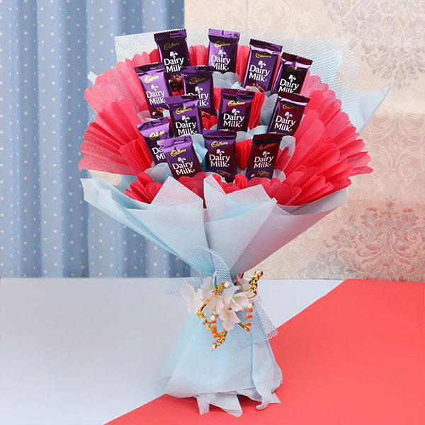 Chocolate Bouquet Delivery by Way2flowers