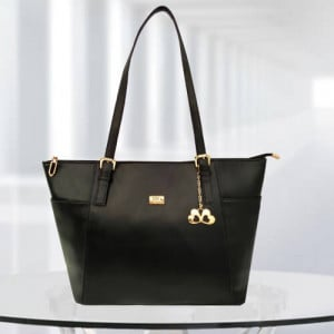 AP Zinnia Black Color Bag - Branded Handbags Online