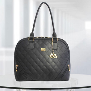 AP Sophia Black Color Bag - Branded Handbags Online