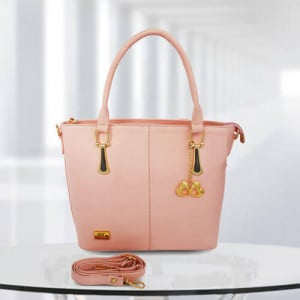 AP Sandra Pink Color Bag - Branded Handbags Online