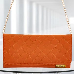AP Ashley Tan Color Bag - Branded Handbags Online