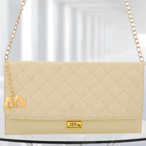 AP Cream Color Bag - Branded Handbags Online