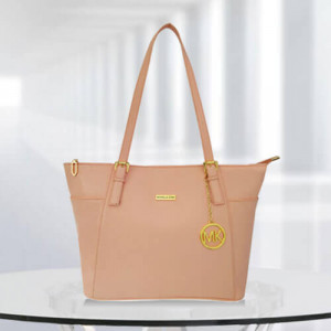 MK Zinnia Pink Color Bag - Branded Handbags Online