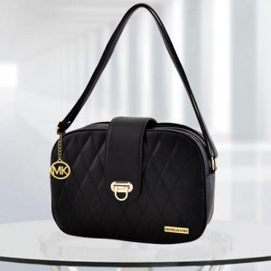 MK Black Color Baghandbag - Branded Handbags Online