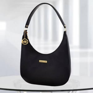MK Isabella Black Color Bag - Branded Handbags Online