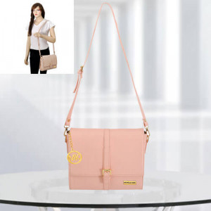 MK Scarlett Pink Color Bag - Branded Handbags Online