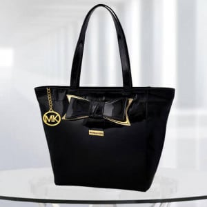 MK Olivia Black Color Bag - Branded Handbags Online