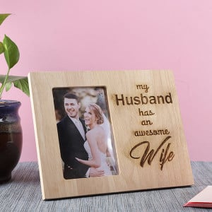 Awesome Photo Frame - Personalised Photo Gifts Online
