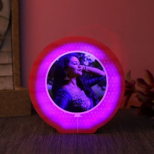 Personalised Cute Led Lamp - Personalised Photo Gifts Online