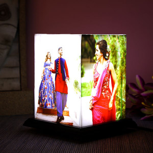 Personalised Romantic Lamp - Personalised Photo Lamps