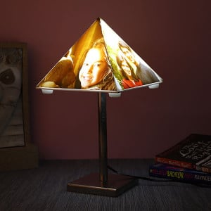 Personalised Unique Lamp With Stand - Personalised Photo Gifts Online