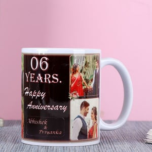 Personalised Elegant Mug - Personalised Photo Gifts Online