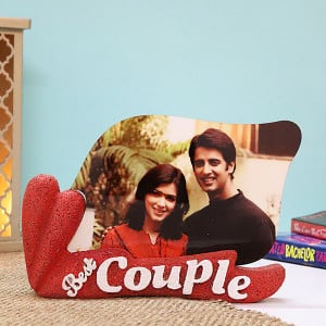 Personalised Best Couple Photo Frame - Personalised Photo Gifts Online