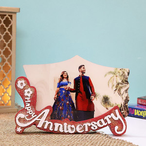Personalised Anniversary Photo Frame - Personalised Photo Gifts Online