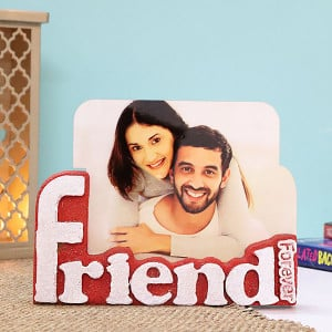 Personalised Friend Photo Frame - Personalised Photo Gifts Online