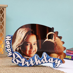 Personalised Birthday Photo Frame - Personalised Photo Gifts Online
