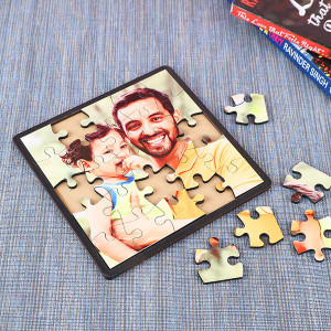 Personalised Puzzle Frame - Photo Frames