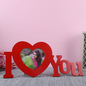 Personalised I Love Youframe - Personalised Photo Frames Gifts