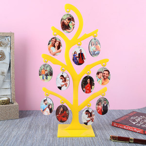 Personalised Family Tree - Personalised Photo Frames Gifts