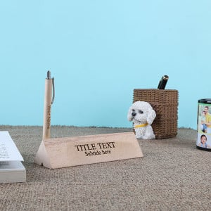 Personalised Pen In A Personalised Box - Personalised Photo Gifts Online