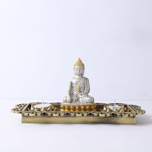 Antique Buddha Gift Set - Online Home Decor Items
