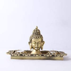 Buddha Head Gift Set - Online Home Decor Items