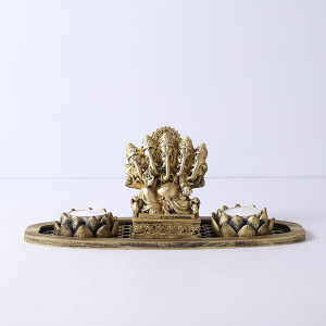 Panchmukhi Ganesha Gift Set - Online Home Decor Items