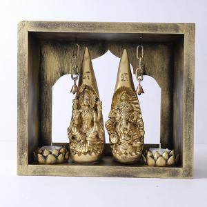 Laxmi Ganesh Decorative Inmandir - Online Home Decor Items