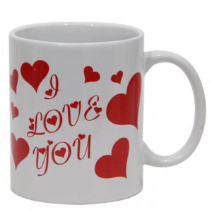 Love 4 U Mug - Propose Day Gifts Online