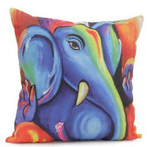 Ganesha Cushion - Cushion