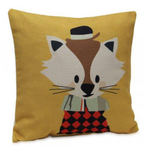 Cute Catty Cushion - Cushion