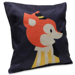 Charming Squirrel - Cushion