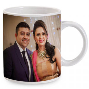 Personalize Frosted Mugs - Mugs