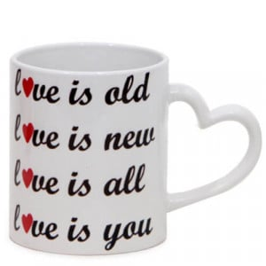 Lovable Ceramic Mug - Mugs