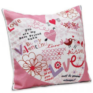 Valentines Cushion - Cushion