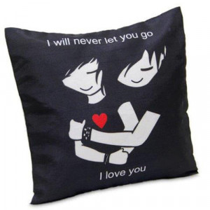 Love You Cushion - Cushion