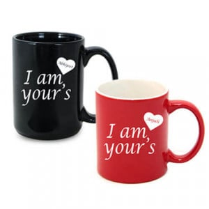 I Am Yours Coffee Mugs - Mugs