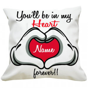 You Are In My Heart Cushion - Cushion