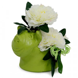 Artificial Rose Arrangement - Online Gifts
