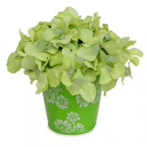Green Flower Bunch - Online Gifts