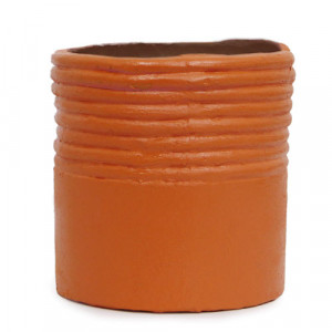 Brown Plant Container - Plant Containers