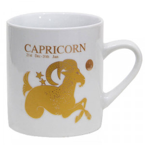 Capricorn Ceramic Mug - Mugs