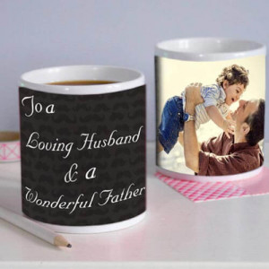 Personalize Mug For Dad - Mugs