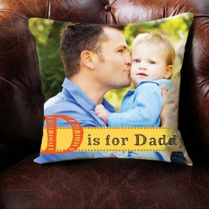 Personalize Photo Cushion - Cushion