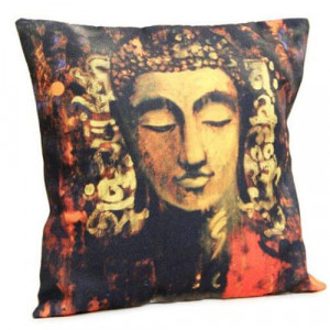 Amazing Buddha Cushion - Cushion