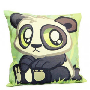 Cute Panda Cushion - Cushion