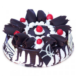 Blackforest Cake - Five Star Bakery - Send Black Forest Cakes Online