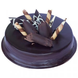 Chocolate Cake - Five Star Bakery - Kiss Day Gifts Online