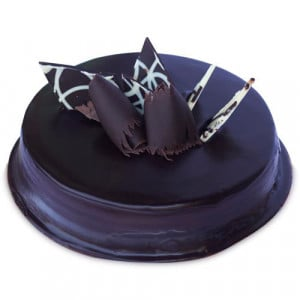 Truffle Cake - From Five Star Bakery - 1st Birthday Cakes