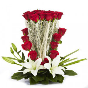 Just Perfect - Send Lilies Online India
